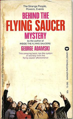 Inside the Flying Saucers George Adamski