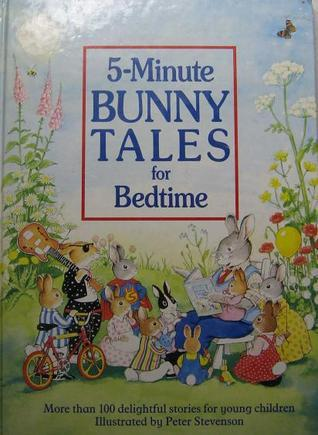 Five-Minute Bunny Tales for Bedtime Sally Sheringham