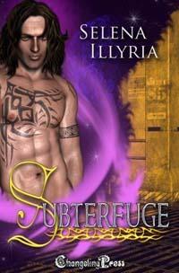 Subterfuge (Hades' Helmet, #3)  by  Selena Illyria
