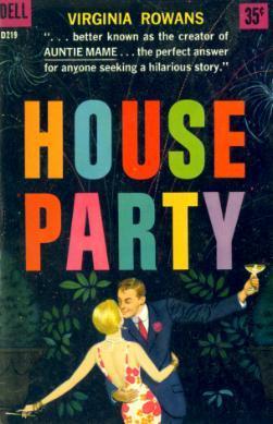 House Party Virginia Rowans
