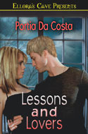 Lessons and Lovers  by  Portia Da Costa