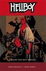 Kiem van het kwaad (Hellboy, #1)  by  Mike Mignola