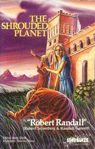 The Shrouded Planet Robert  Randall