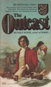 The Outcast (Griffin Saga, #1) Beverly Byrne