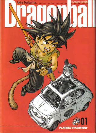 Dragon Ball: Ultimate Edition, volumen 1 (de 34) Akira Toriyama