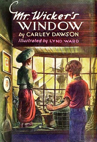 Mr. Wickers Window Carley Dawson