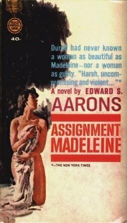 Assignment Madeleine (Sam Durell #7)  by  Edward S. Aarons