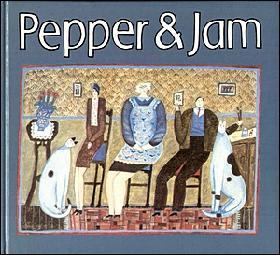 Pepper & Jam Longbody