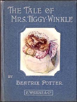 The Tale Of Mrs. Tiggy -Winkle Beatrix Potter