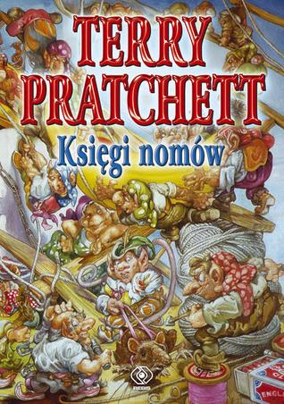 Księgi nomów Terry Pratchett