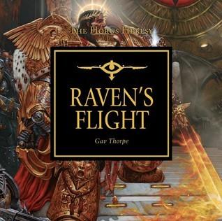 Ravens Flight  by  Gav Thorpe