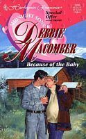 Because of the Baby (Midnight Sons, #4)  by  Debbie Macomber