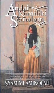 Andai Kumiliki Semalam Syamimi Aminolah