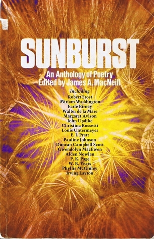 Sunburst: An Anthology of Poetry James A. MacNeill