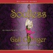 Soulless (Parasol Protectorate, #1) Gail Carriger