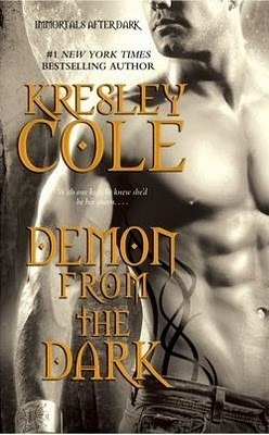 Demon from the Dark (Immortals After Dark, #10) Kresley Cole