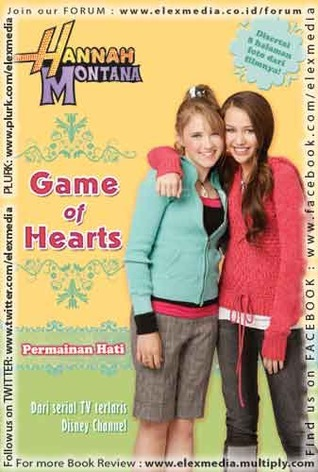 Game of Hearts (Hannah Montana, #15) M.C. King