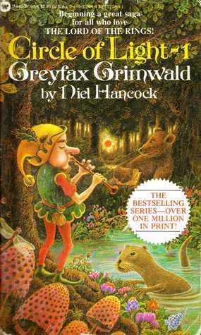 Greyfax Grimwald (Circle of Light, #1)  by  Niel Hancock