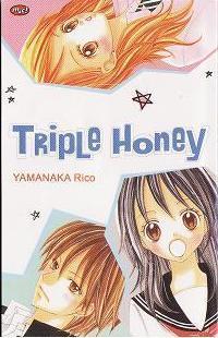 Triple Honey Riko Yamanaka