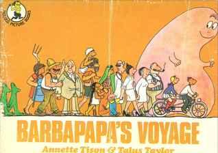 Barbapapas Voyage Annette Tison