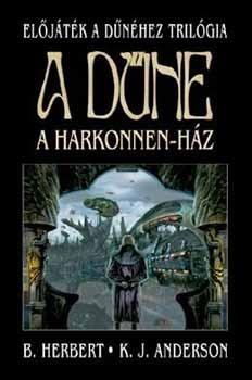 A Harkonnen-ház (Előjáték a Dűnéhez trilógia, #2)  by  Brian Herbert