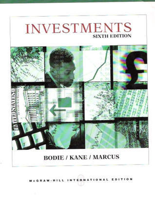 Investments  by  Zvi Bodie