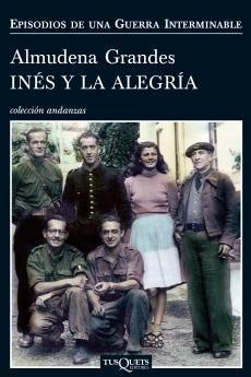 Inés y la alegría  by  Almudena Grandes