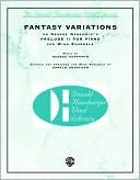Fantasy Variations (on George Gershwins Prelude II for Piano) George Gershwin