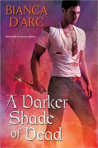 A Darker Shade of Dead (Guardians of the Dark, #3) Bianca DArc