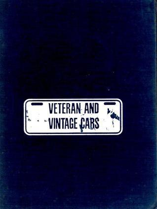 Veteran and Vintage Cars Peter  Roberts
