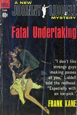Fatal Undertaking  by  Frank Kane