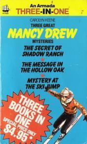 Nancy Drew: #5,12,29 Carolyn Keene