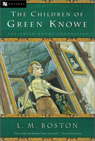 Stones of Green Knowe  by  L.M. Boston
