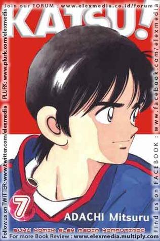 Katsu! Vol. 7 Mitsuru Adachi