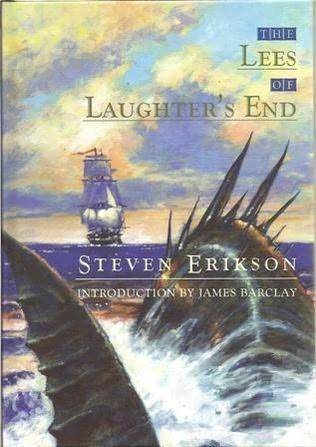 The Lees of Laughters End (The Tales of Bauchelain and Korbal Broach, #3)  by  Steven Erikson