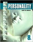 Personality, 8th Edition Jerry Burger
