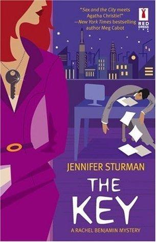 The Key (Rachel Benjamin, #3)  by  Jennifer Sturman