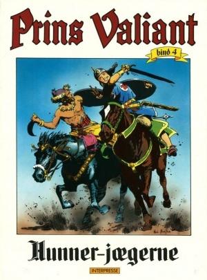 Prins Valiant: Hunnerjægerne (bind 4) Hal  Foster