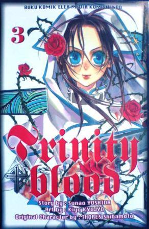 Trinity Blood Vol. 3 Sunao Yoshida