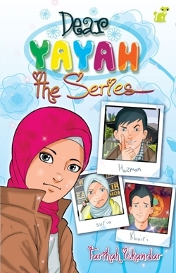 Dear Yayah The Series  by  Farihah Iskandar