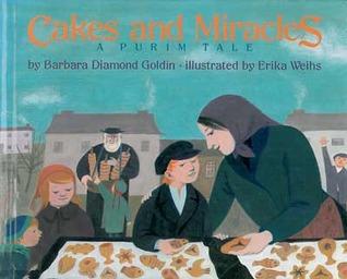 A Mountain of Blintzes  by  Barbara Diamond Goldin