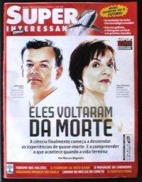 Super Interessante - Edição 216 (Agosto de 2005) Eles Voltaram da Morte Various