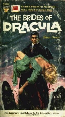 The Brides of Dracula  by  Dean Owen