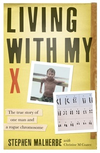 Living with my X  by  Stephen Malherbe
