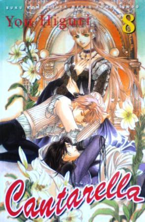 Cantarella Vol. 8 You Higuri