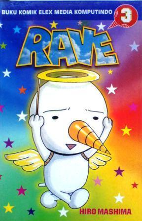 Rave Vol. 3  by  Hiro Mashima