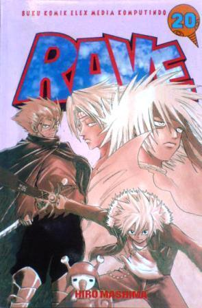 Rave Vol. 20 Hiro Mashima