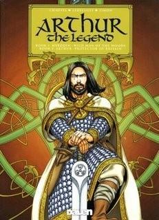 Arthur: The Legend: David Chauvel