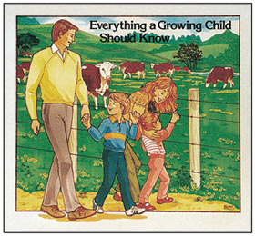 Everything a growing child should know James Wright