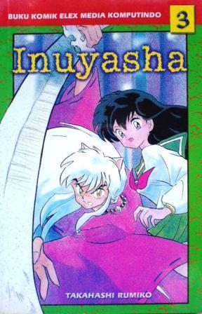 Inuyasha Vol. 3  by  Rumiko Takahashi